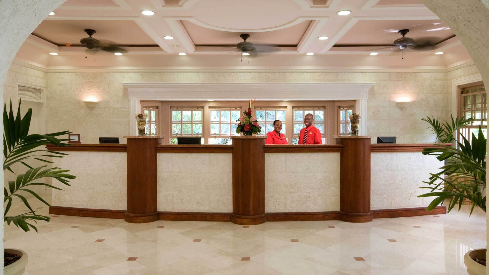 RECEPTION MAIN