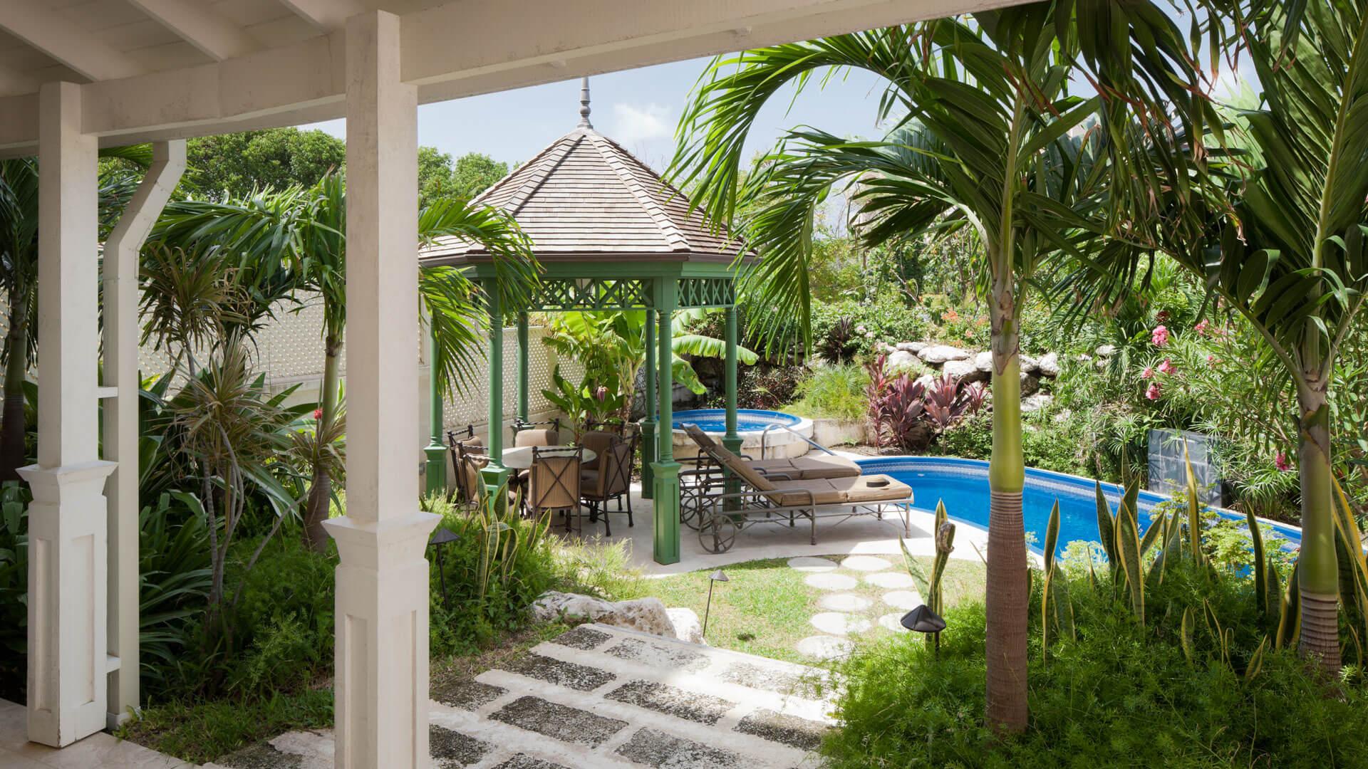 Two Bedroom Deluxe Suite with Garden Pool
