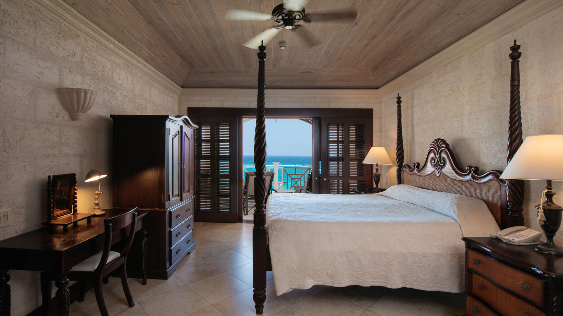 Typical Ocean View Suite - Master Bedroom