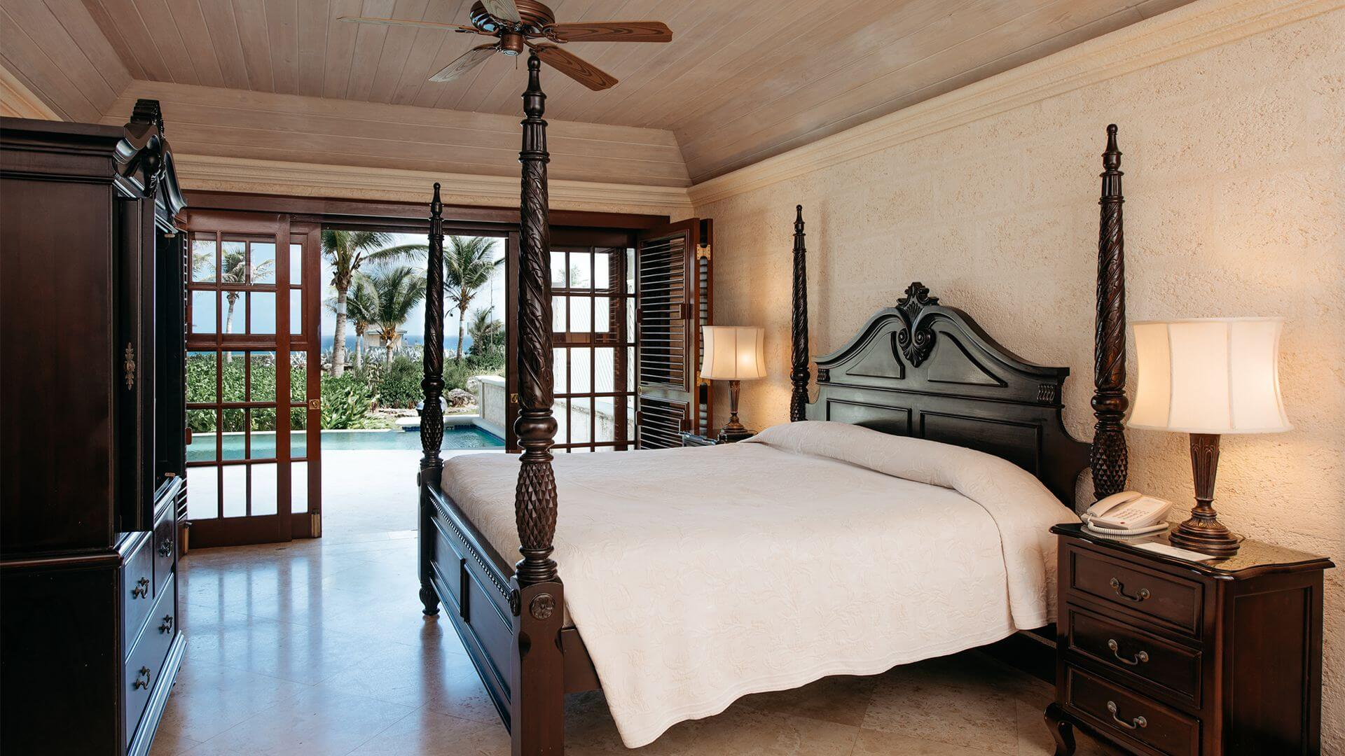 Two Bedroom Suite With 28 39 Pool Barbados The Crane Resort