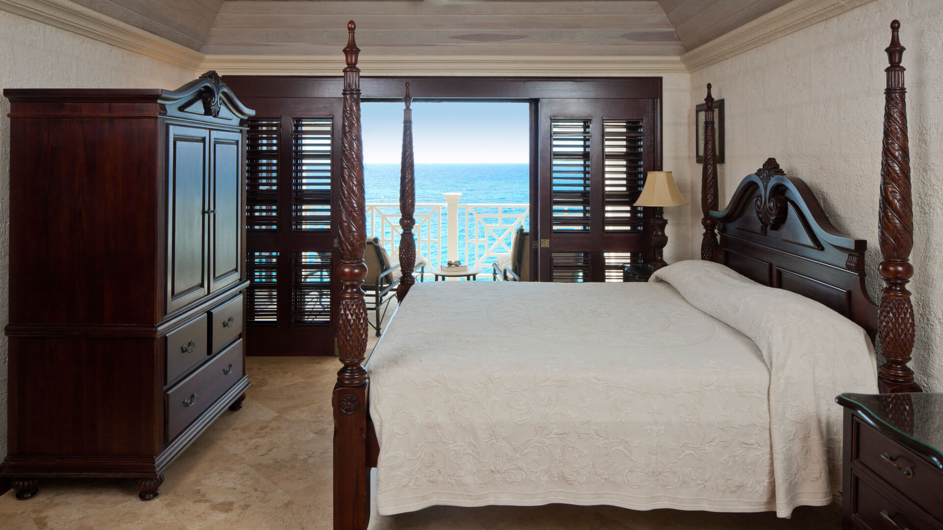 Typical Ocean View Suite - Master Bedroom (2)